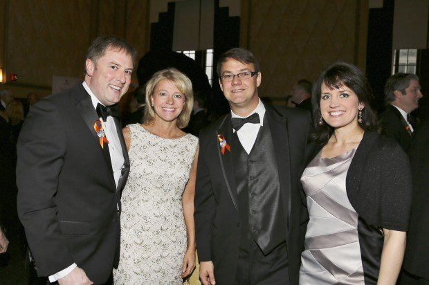 Chris Stein, Patty Portnoy, Krister and Whitney Ungerboeck