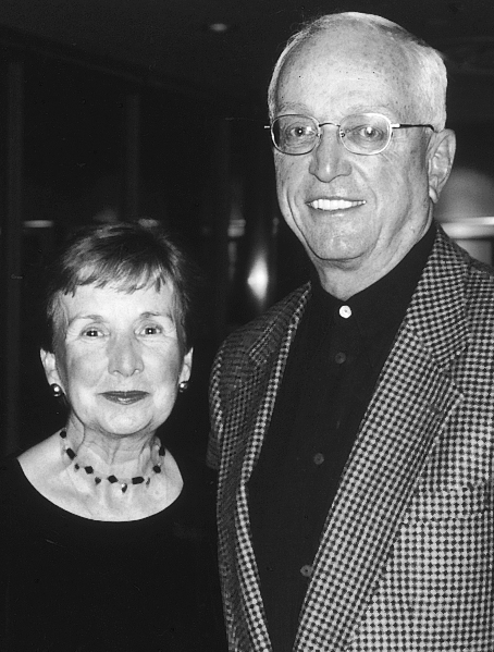 Rosemary and Joe Shaughnessy