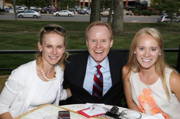 Ann, Bill and Katie Corrigan