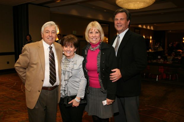 Greg and Kathy Vitello, Debbie and Fred McConnell