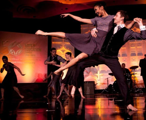 non profit_AEC_MADCO dancers at STL Arts Awards 2013.jpg