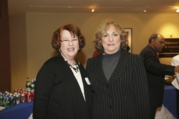 Lanie Goldenberg, Sheila Flom