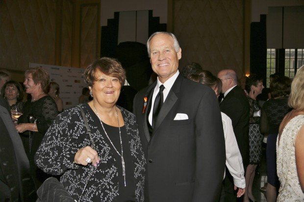 Cheryle and Tom O'Neal
