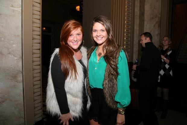Brooke Elsner, Alyssa Krassinger