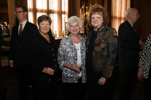 Joan Lipic, Pat Rebholz, Nita Studt
