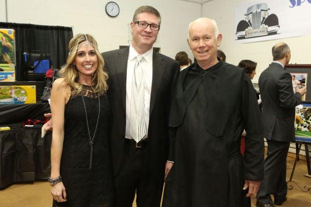 Jessica Erb, Sean Boles, Fr. Gerard