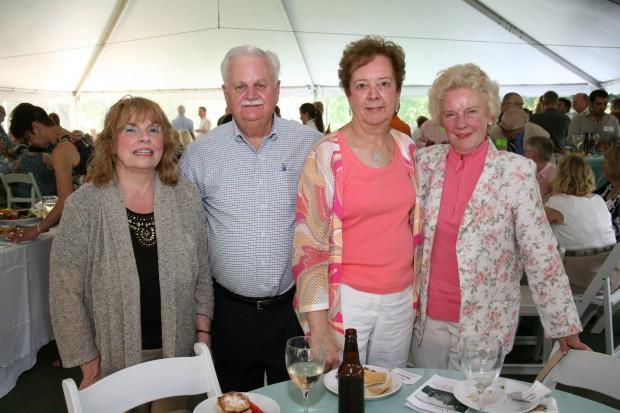 Laverne Kroenuna, Sandy and Judith Buchheit, Alice Sparks