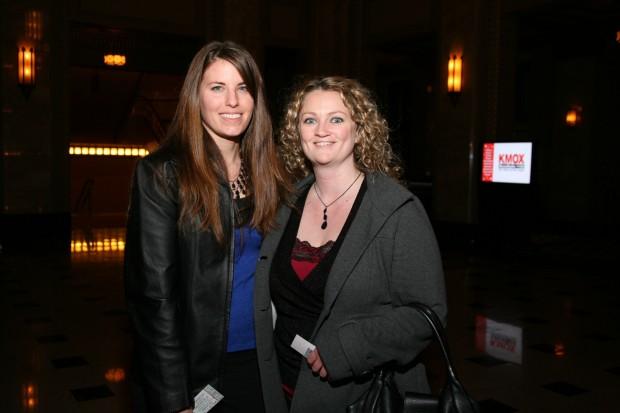 Stacey Hessler, Brandi Bunn