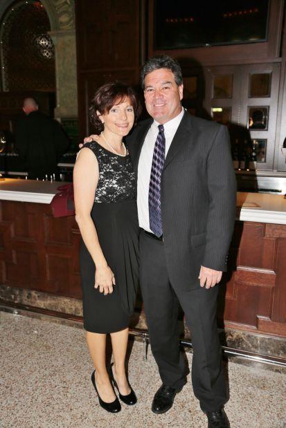 Nancy Saracino, Dan Romine