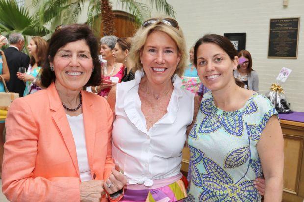 Penny George, Maggie Holtman, Margaret George
