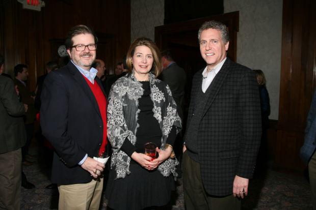Rob and Kathleen Rose, Donn Rubin