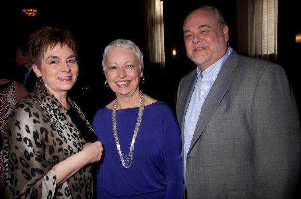 Rita Vicary, Nancy Merila, Rick Vicary