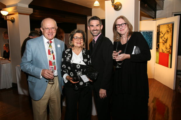 John Lewington, Barbara Goodman, Rick Dildine, Jennifer Stoffel