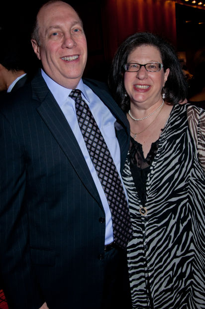 Jay and Nancy Burstein