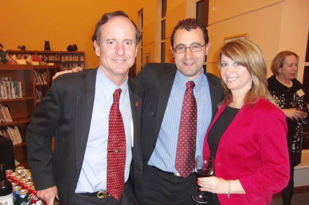 Hal Ball, Josh Hazan, Kathy Nenninger