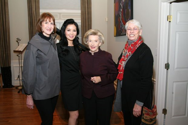 Ellen Soule, Miran Halen, Barbara Eagleton, Mary O'Reilly
