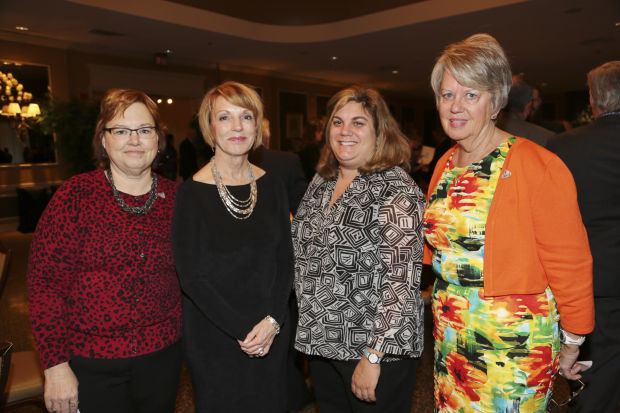 Rose Lankford, Joyce Berkowitz, Melanie Hubert, Lynn Meyer