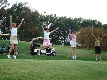 Charitable Golf Tournaments