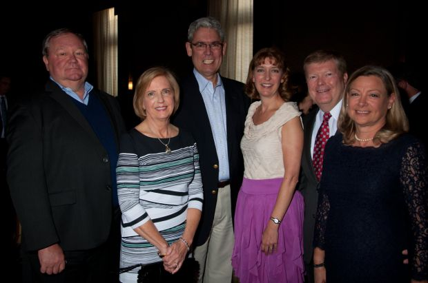 Rev. Alan and Lucy Erdman, Ed and Ann Vazquez, John and Elaine Kotovsky