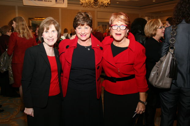 Margaret Donnelly, Jill Schupp, Karen Kalish