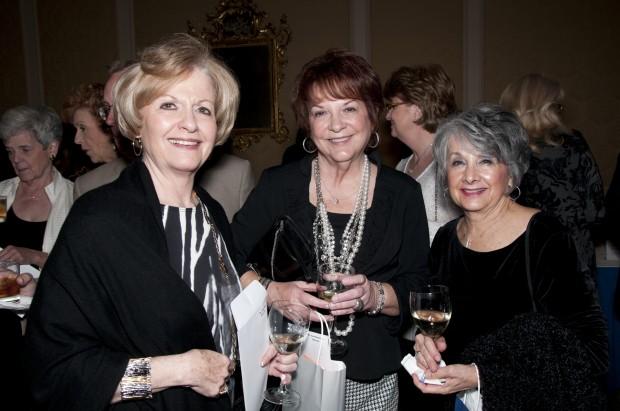 Nancy Merz, Gayle Riesenbeck, Loretta Lofgren