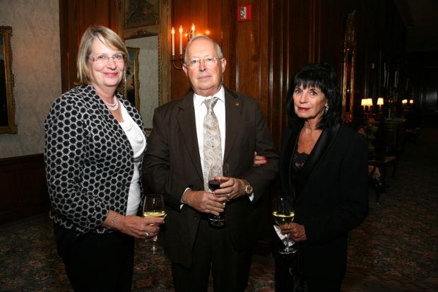 Susan Staub, Gerald and Marsha Cohn