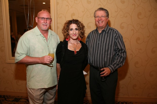 Kevin Hall, Tina Hall, Steven Rosenblum