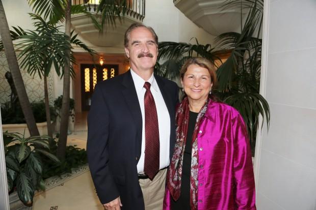 Robert Gillespie, Astrid Garcia