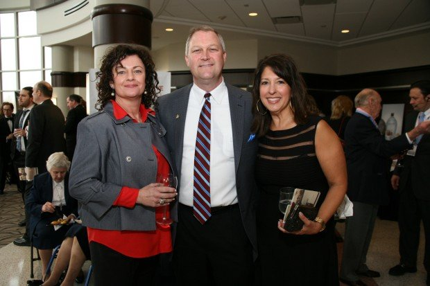 Lisa Suntrup, Jeff and Jill Garlich