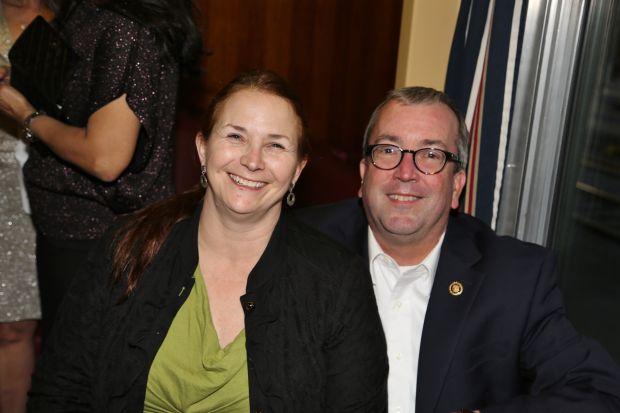 Karen and Joe Keageny