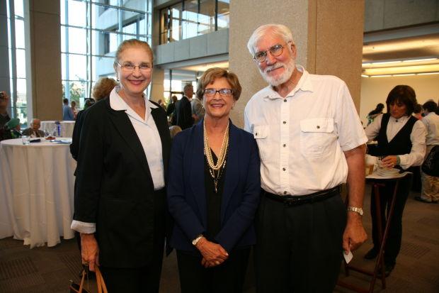 Ceci Bartels, Lynda McKay, David Bartels