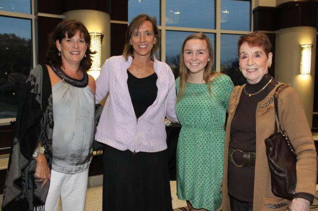 Kathleen Winkler, Liz Albrect, Kate Herrmann, Polly Walsh
