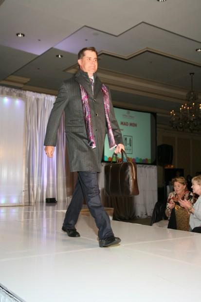 Cardinal Glennon Fashion Show
