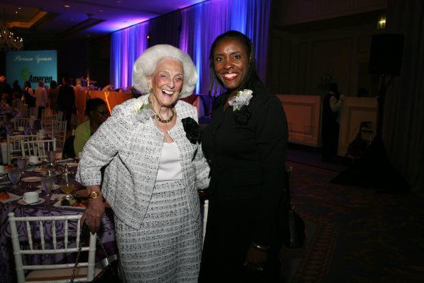 Norma Stern, Cheryl Polk