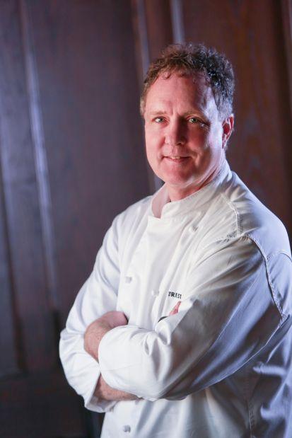 Chef Rex Hale