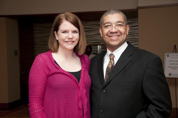 Kari McAvoy, Dr. John Williams