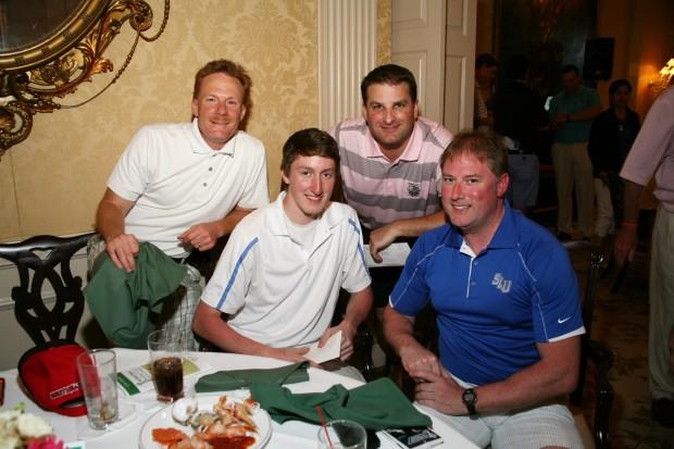 John Antonacci, Grad Stein, Craig Bradford, Chris Stein
