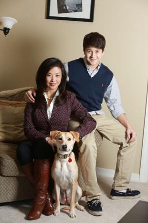 Bella and the Yoon Family