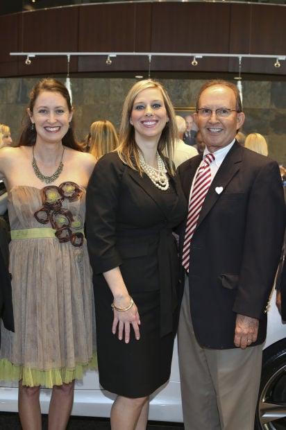 Natasha Westrich Wood, Lisa Huber, Larry Reimelt