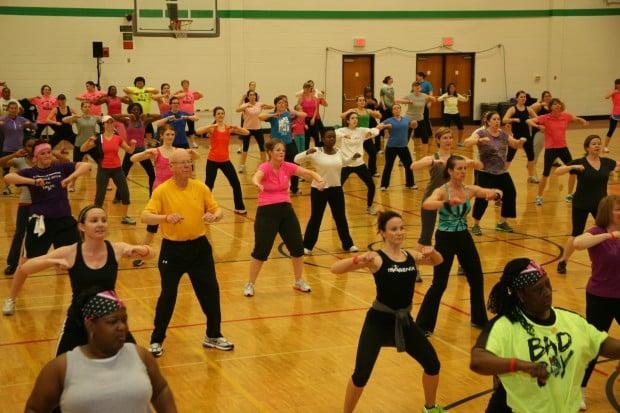 Celebrate Fitness 2013
