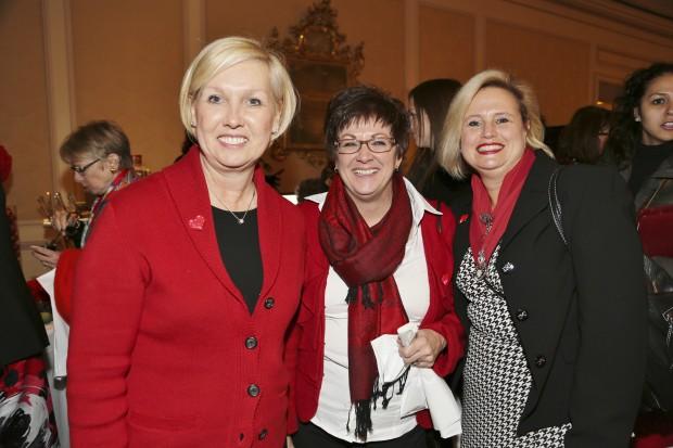 Annette Casey, Gayle Boyd, Laura Kamp