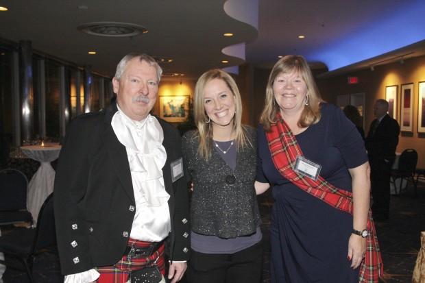 Allan Stewart, Megan Kniffen, Karen Kraft