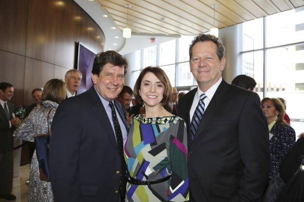 Patrick Murphy, Diane Kline, Jim Doyle