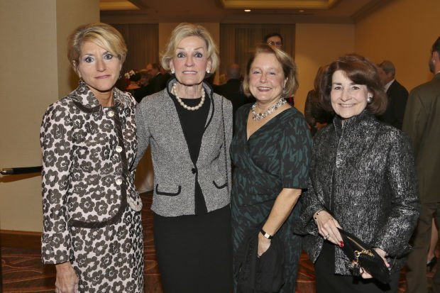 Laura Reeves, Mary Kay Hays, Patty Arnold, Linda Legg