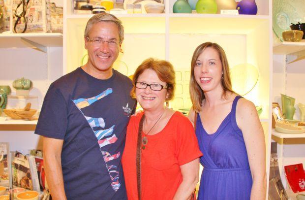 Rod and Terri Garbo, Megan Hilleren
