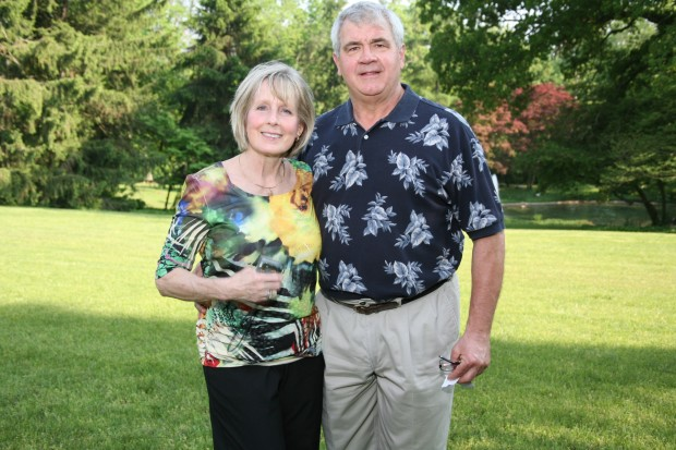 Carol and Bruce Studer