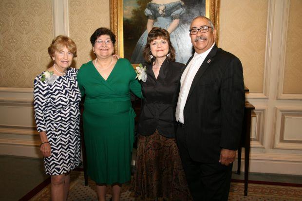 Susan Nall, Maria Teresa Maldonado, Virginia Braxs, Tony Maldonado