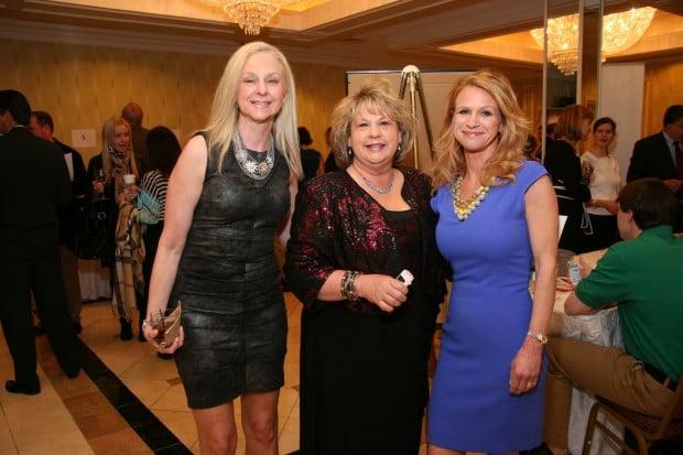 Patti McKelvey, Teresa Killian, Barb Enger