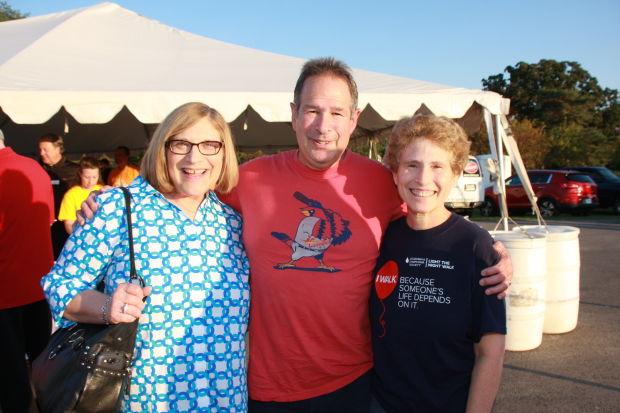 Kathy Catoe, Bob Tucker, Caroline Keane