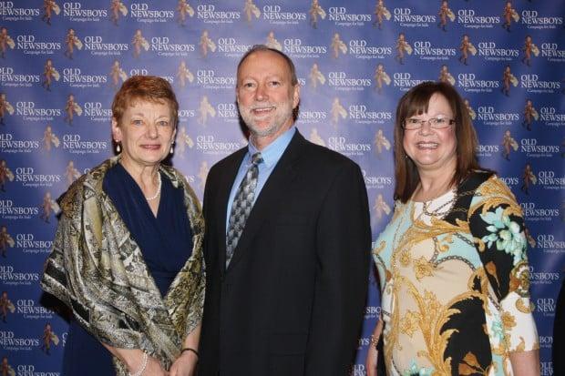 Janice Denham, Ray Ferris, Mary Ann Wagner